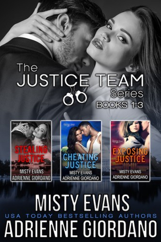 Justice Team Box Set